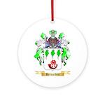 Bernardini Ornament (Round)