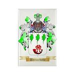 Bernardette Rectangle Magnet (100 pack)