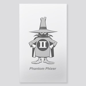 F-4 Phantom Sticker (Rectangle)