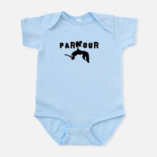 Parkour Athlete Body Suit