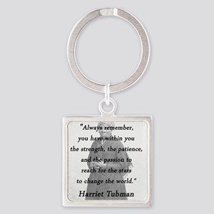 Tubman - Within You Keychains