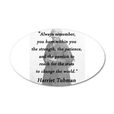 Tubman - Within You Wall Decal