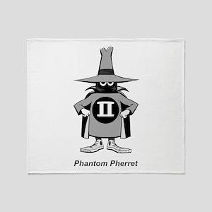 F-4 Phantom Throw Blanket