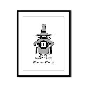 F-4 Phantom Framed Panel Print
