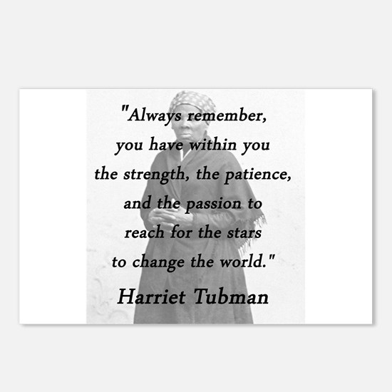 Tubman - Within You Postcards (Package of 8)