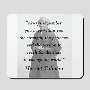 Tubman - Within You Mousepad