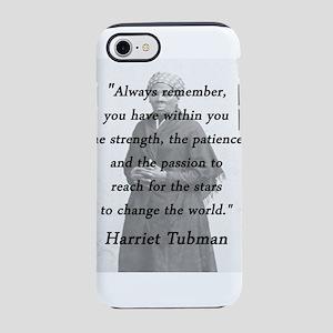 Tubman - Within You iPhone 7 Tough Case