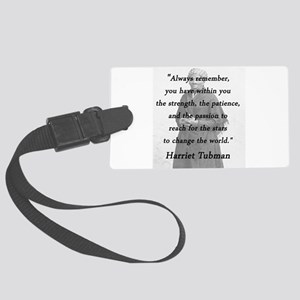 Tubman - Within You Luggage Tag