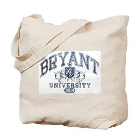 Bryant Last Name University Class of 2014 Tote Bag