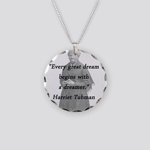 Tubman - Great Dream Necklace