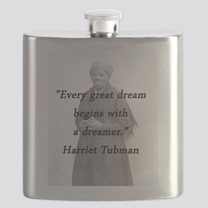 Tubman - Great Dream Flask