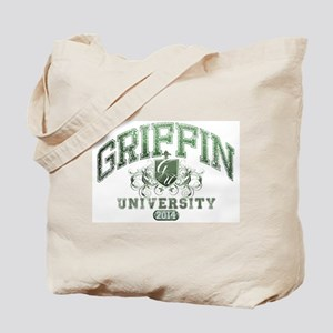 Griffin last Name University Class of 2014 Tote Ba