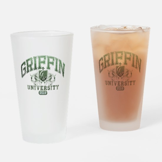 Griffin last Name University Class of 2014 Drinkin