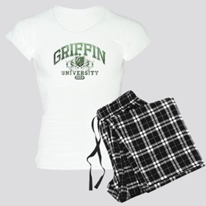 Griffin last Name University Class of 2014 Pajamas
