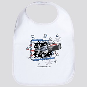 Hockey Puck Bib