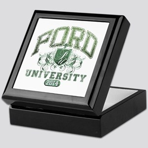 Ford Last name University Class of 2014 Keepsake B
