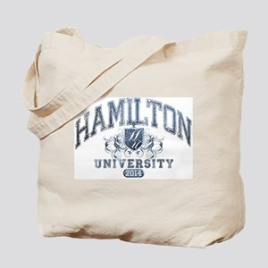 Hamilton Last Name University Class of 2014 Tote B