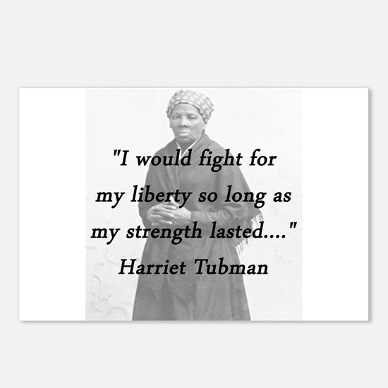 Famous Quotes By Harriet Tubman: Harriet Tubman Quotes Postcards
