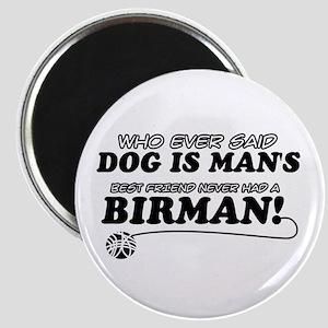 Birman Cat designs Magnet