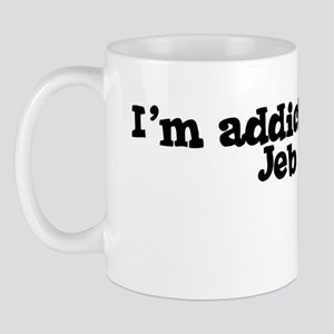 I'm Addicted to Jeb Mug