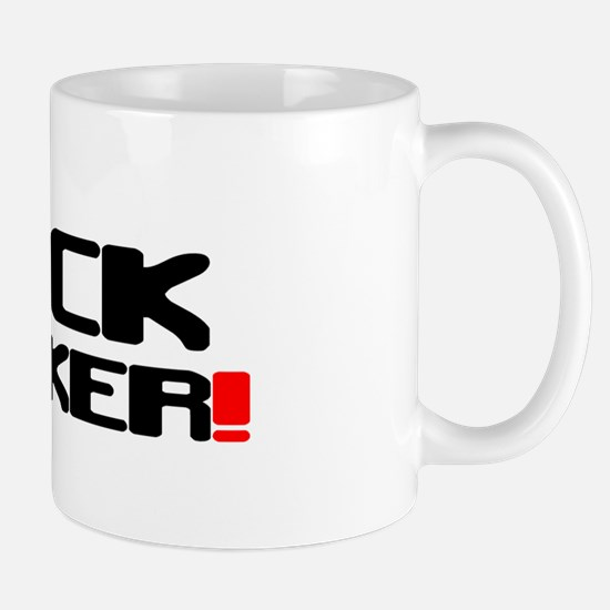 COCK SUCKER! Small Mug