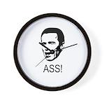 Arnold/Ass Wall Clock