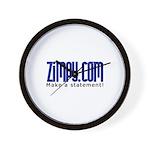 Zimpy Gear Wall Clock