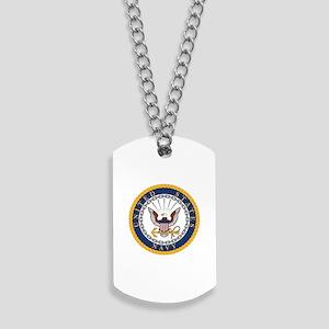 US Navy Emblem Dog Tags