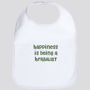 Happiness is being a HERBALIS Bib