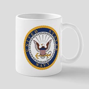 US Navy Emblem 11 oz Ceramic Mug
