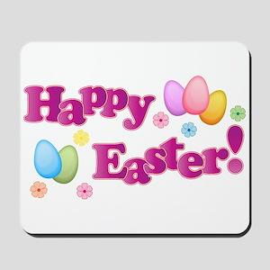 Happy Easter Bunny Mousepad