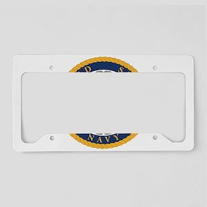 US Navy Emblem License Plate Holder