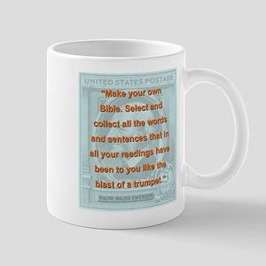 Make Your Own Bible - RW Emerson 11 oz Ceramic Mug
