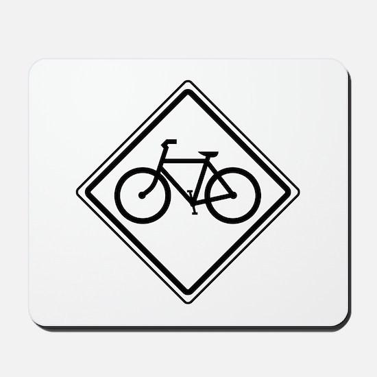 Bike Lane Mousepad