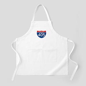 Interstate 405 - CA BBQ Apron