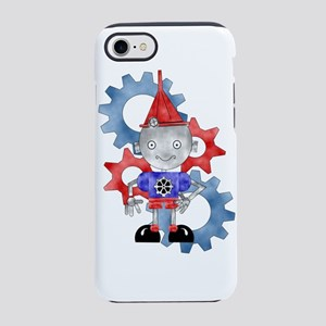 Robot Boy iPhone 7 Tough Case
