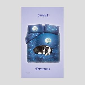 Sweet Dreams Rectangle Sticker