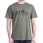 WHIPPET Evolution - Dark T-Shirts - $5 off!