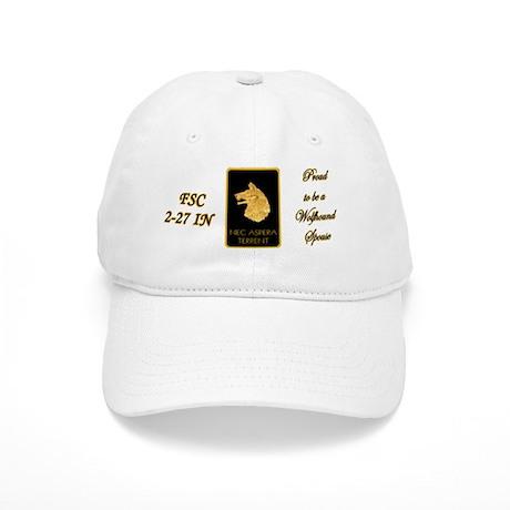 Proud Wolfhound Spouse Cap