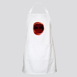 The RED Scream BBQ Apron