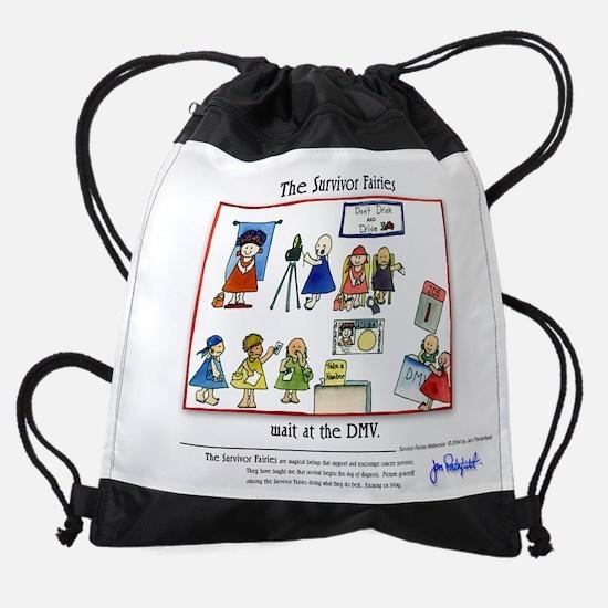 DMV.png Drawstring Bag