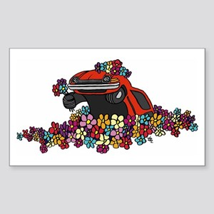 Flower Pacer Power Sticker