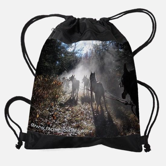 November.jpg Drawstring Bag