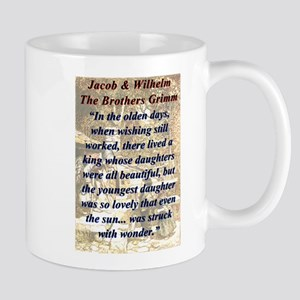 In The Olden Days - Grimm 11 oz Ceramic Mug