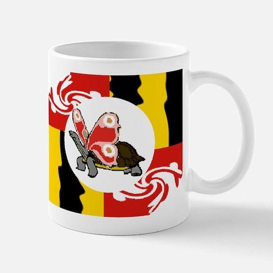 Terrapinfly ( winged turtle ) Mug