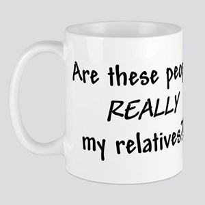 My relatives Mug