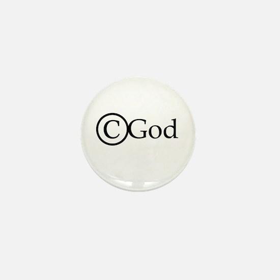 Funny Calvinist Mini Button