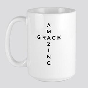 Amazing Grace Large Mug