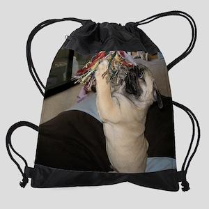 mops_rope Drawstring Bag