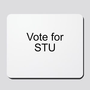 Vote for STU Mousepad